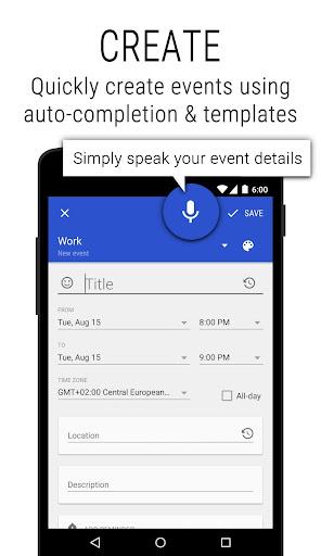 Business Calendar 2 screenshot 8