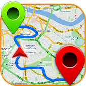 9.  GPS, Maps, Navigations & Route Finder