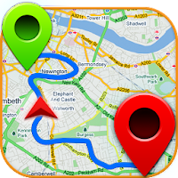 GPS, Maps, Navigations & Route Finder For PC / Windows 7.8.10 / MAC