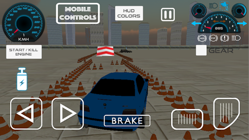 Car Parking Simulator - screenshot