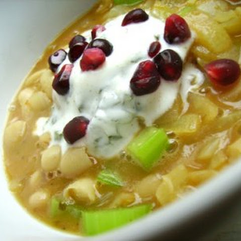 Weight Watchers White Bean Turkey Chili