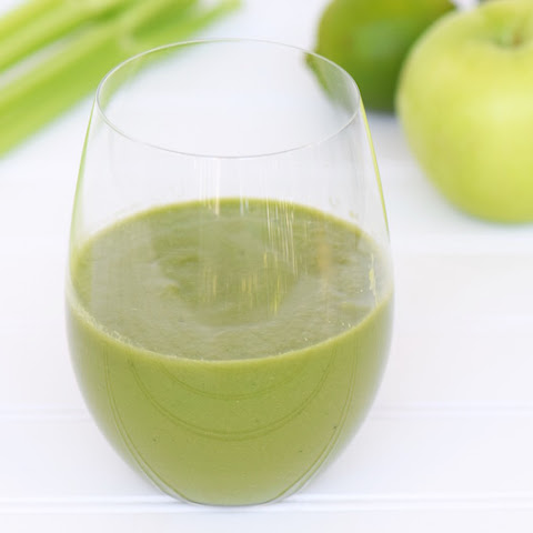 Dandelion Detox Green Smoothie