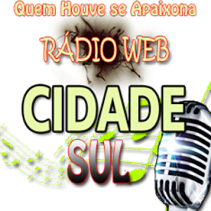 Web Rádio Online Cidade Sul for PC-Windows 7,8,10 and Mac
