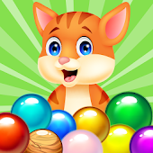 Game Tom Bubble Pop apk for kindle fire