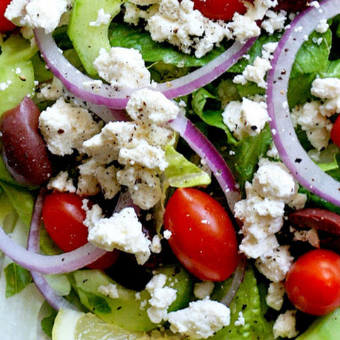 Healthiest Greek Salad