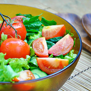 Baby Spinach Salad Cherry Tomatoes Recipes