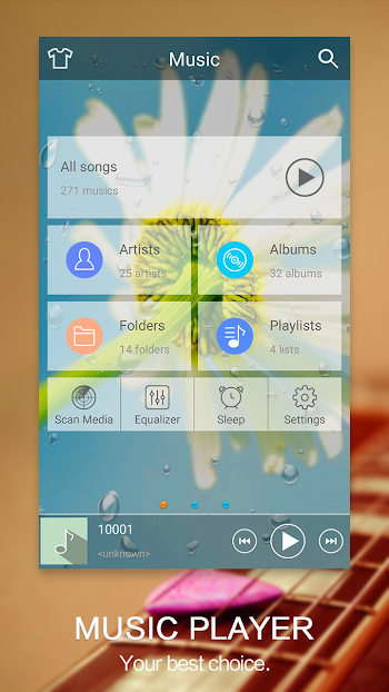 Download Music Player – Audio Player free app for Android
