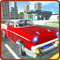 Game Drive In City Classic Car 3D apk for kindle fire