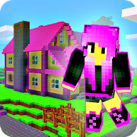 Home for Girls - Build craft For PC / Windows / MAC
