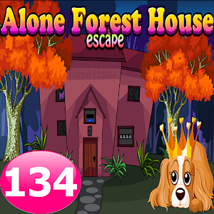 Alone Forest House Escape Game