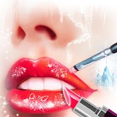 Game Ice Princess Lips Makeover APK for Windows Phone
