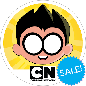 Teeny Titans - Teen Titans Go! Icon