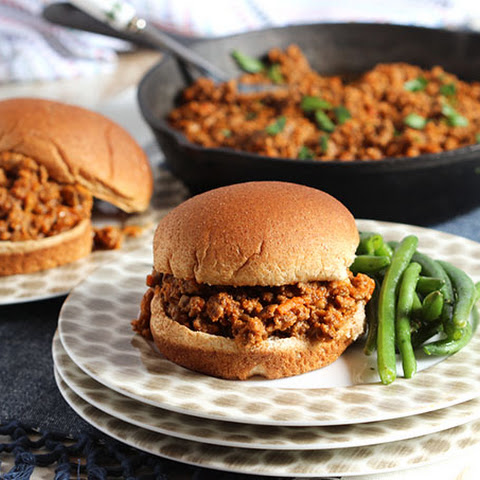 The Very Best Sloppy Joe