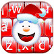 Cute Christmas Keyboard Theme
