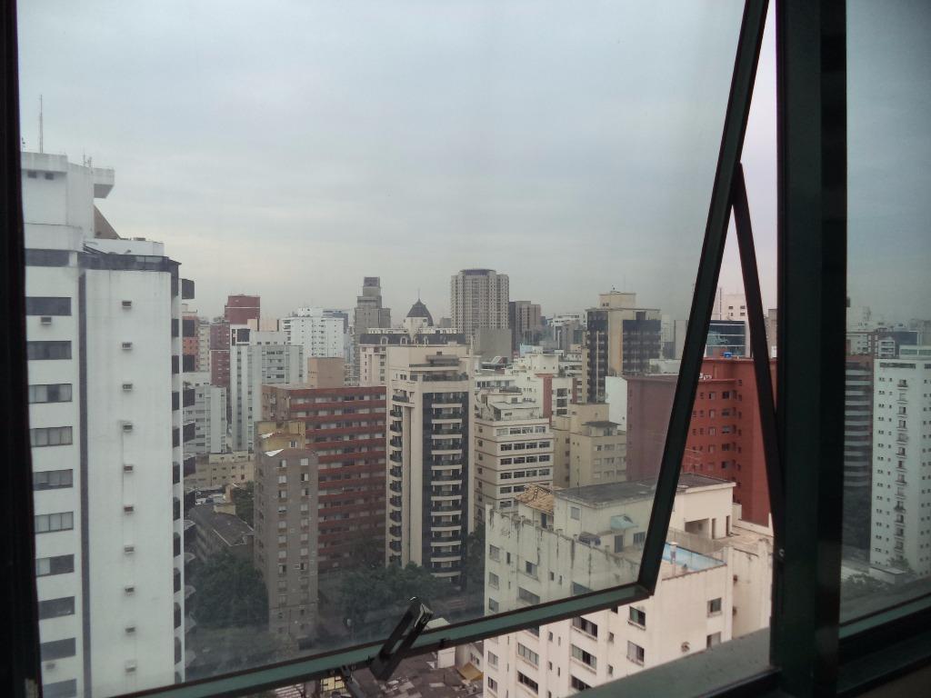 Flat 1 Dorm, Itaim Bibi, São Paulo (FL0450) - Foto 18