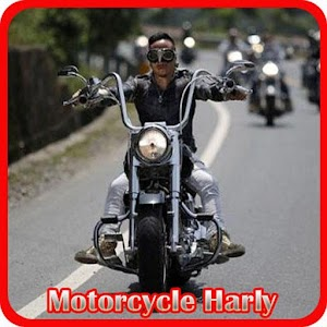 Harly Motorcycle Modification