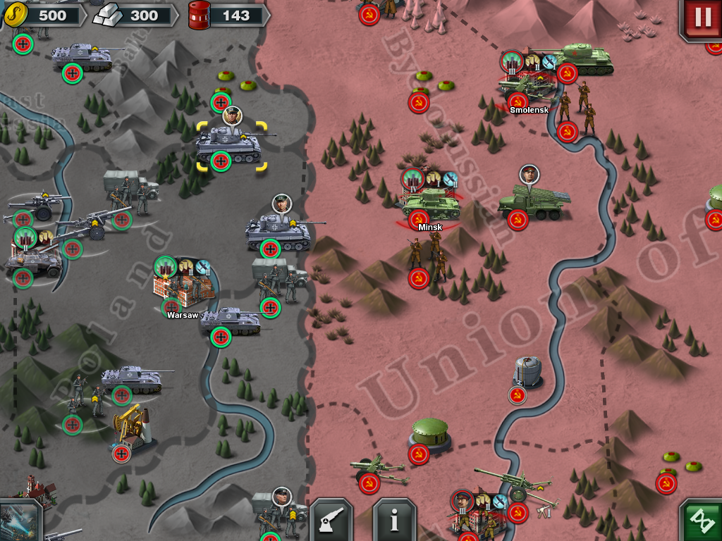 World Conqueror 3 Screenshot 5
