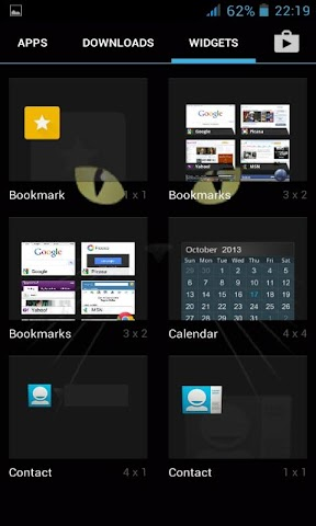 android Dark Cat Lick LWP Screenshot 2