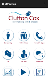 Clutton Cox Conveyancing - screenshot