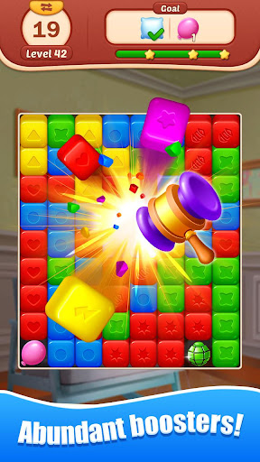 Toy Bomb: Blast & Match Toy Cubes Puzzle Game For PC