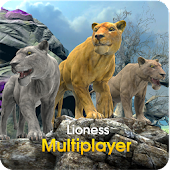 Download World of Lioness - Multiplayer APK on PC