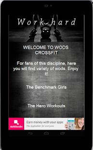 Wods Crossfit - screenshot