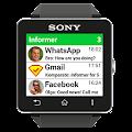 Informer - Notifications for Sony SmartWatch 2 APK for Ubuntu