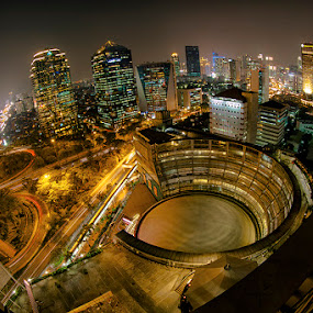 Semanggi by Sefanya Dirgagunarsa - Buildings & Architecture Office Buildings & Hotels ( #jipchallenge #paisley #photography )