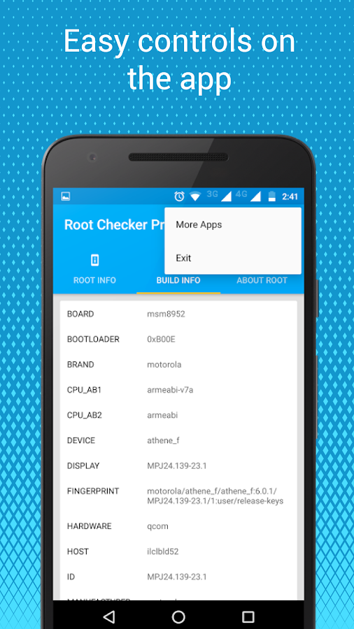 Root/SU Checker & Busy Box Pro Screenshot 2