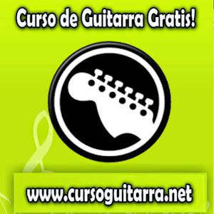 Curso de guitarra avanzada online gratis