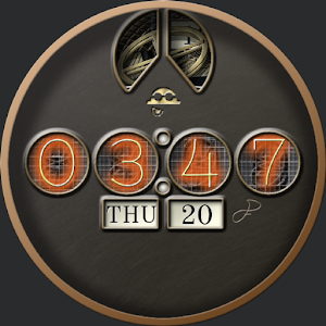 Steampunk VII for WatchMaker APK Cracked Download