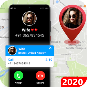 Mobile Number Locator - GPS Phone Tracker Free For PC / Windows 7/8/10 / Mac – Free Download
