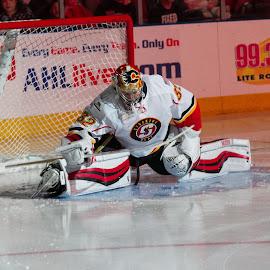 by Gabe Willett - Sports & Fitness Ice hockey ( hockey )