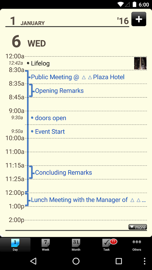 Refills(Planner App) Screenshot 3