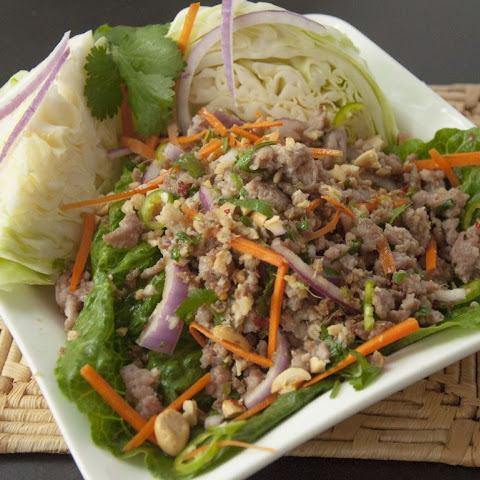 Nam Sod – Thai Pork Salad