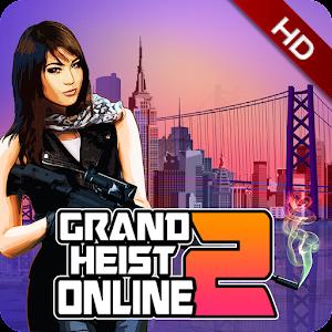 Grand Heist Online 2 HD - Rock City For PC (Windows / Mac)