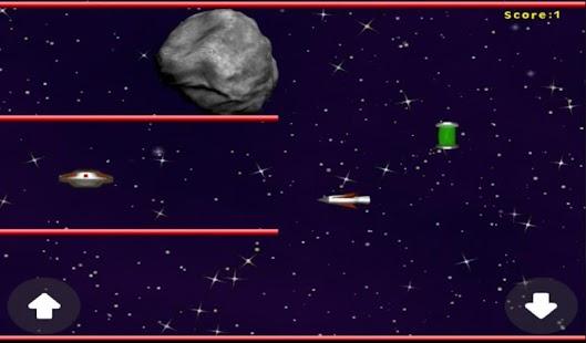 UFO-Asteroid-Run