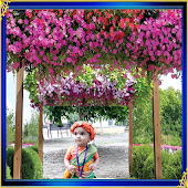 Modern Garden Photo Frames APK for Blackberry