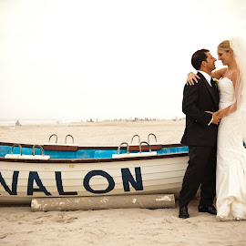by Donna Van Horn - Wedding Bride & Groom (  )