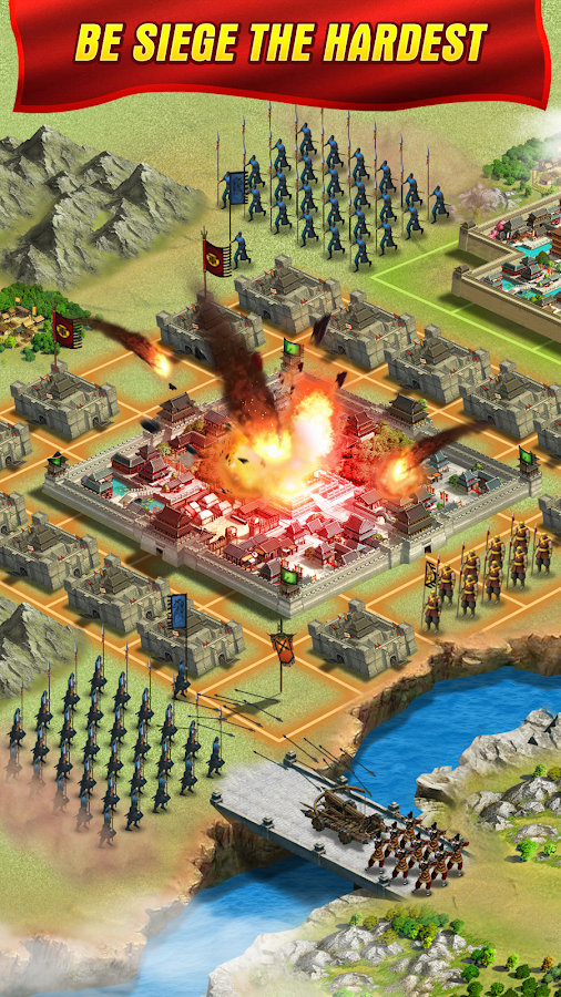 Reign Of Warlords - RTS Screenshot 0