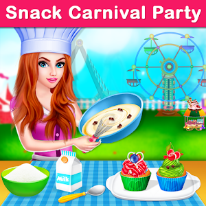 Carnival Funfair Snack Party For PC (Windows & MAC)