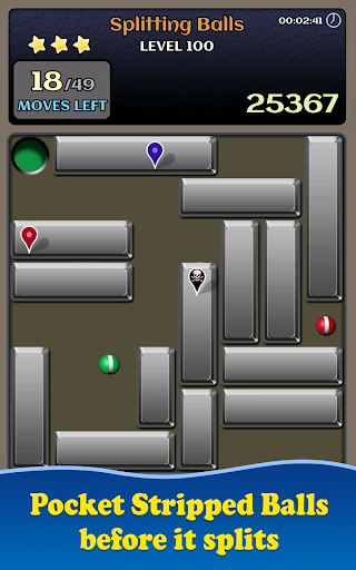 Unblock Ball - screenshot
