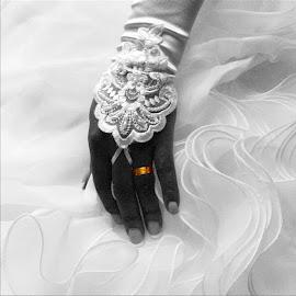 by Clement Rodney - Wedding Bride