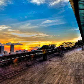by Jun Hao - Landscapes Sunsets & Sunrises