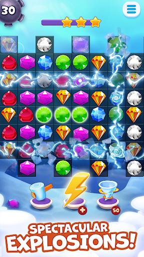 Pirate Treasures - Gems Puzzle screenshot 3