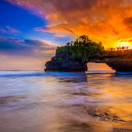 Sunset  by Ipin Utoyo - Landscapes Sunsets & Sunrises