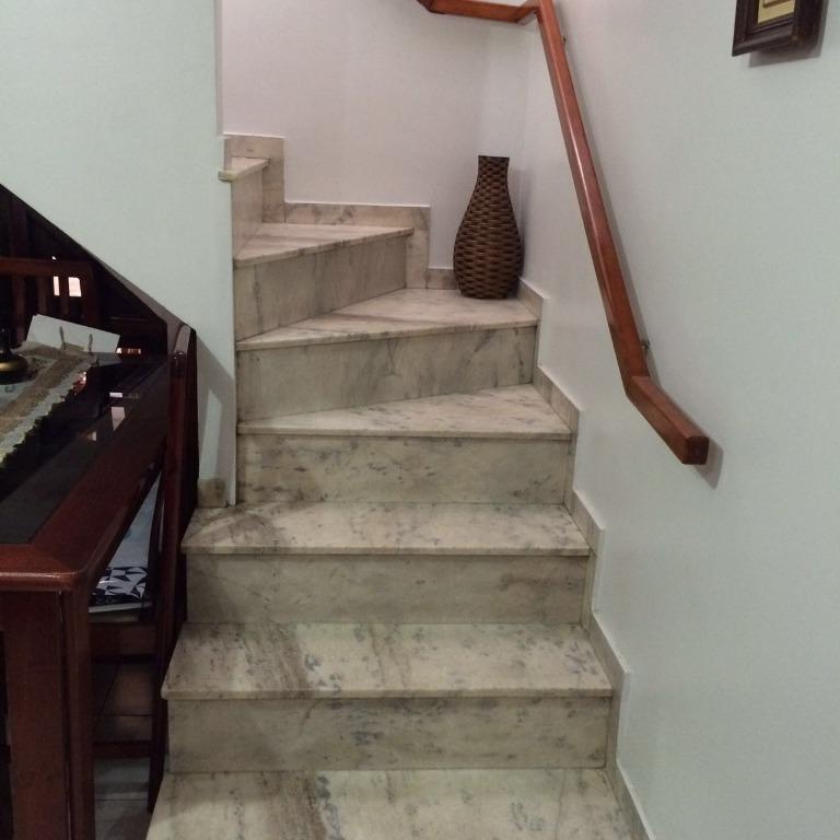 Casa Sobrado à venda, Vila Nilo, São Paulo
