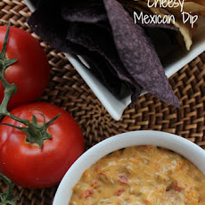 Slow Cooker Cheesy Mexican Dip
