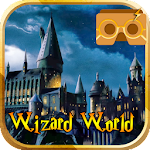 VR Harry Potter Wizard World Icon