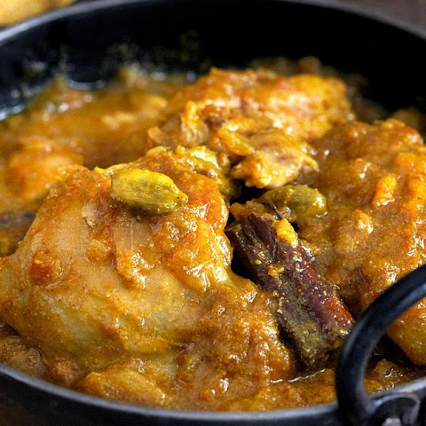 Chicken Curry with Cardamom